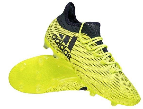 Adidas X 17.2 FG Fußball Schuhe (Gr. 39 1/3 - 48) für 28,94€ (statt 39,74€)