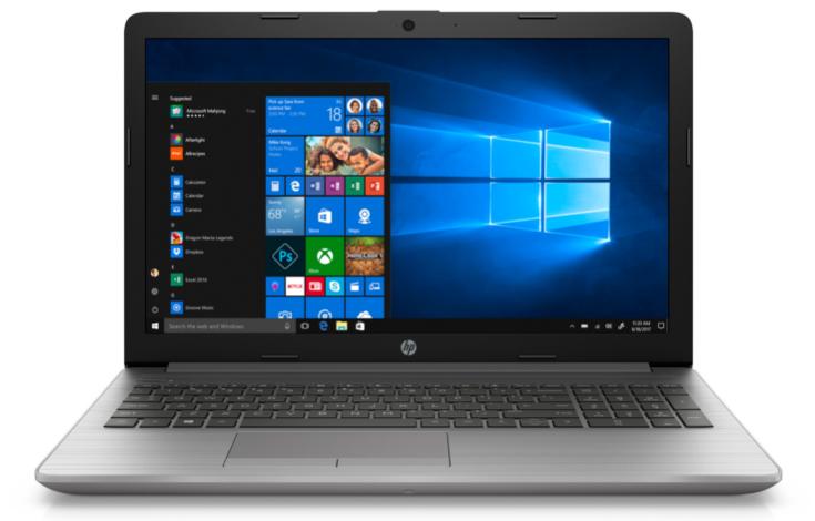"HP 250 G7 6MQ42ES – 15"" Full-HD Notebook (i3, 8GB RAM, 256GB SSD) für 299,90€"