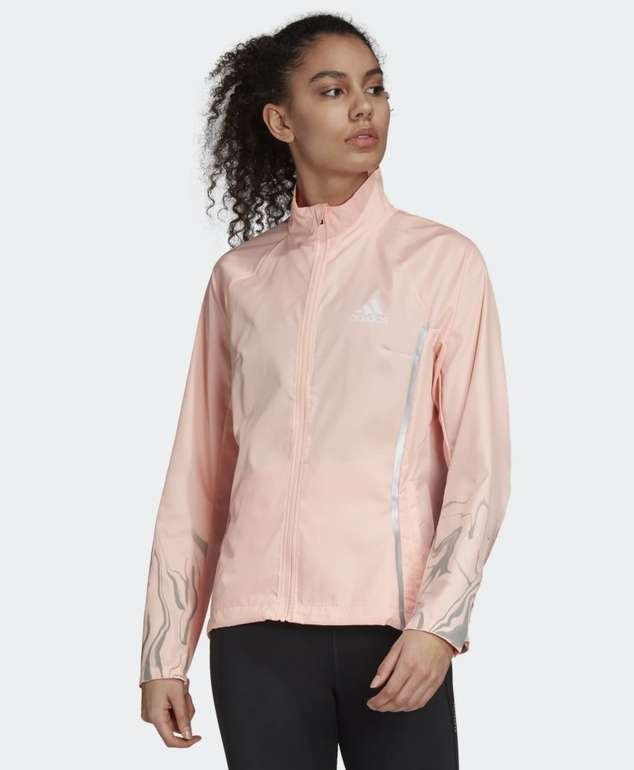 Adidas Glam On Damen Trainingsjacke für 50,66€ inkl. Versand (statt 98€)