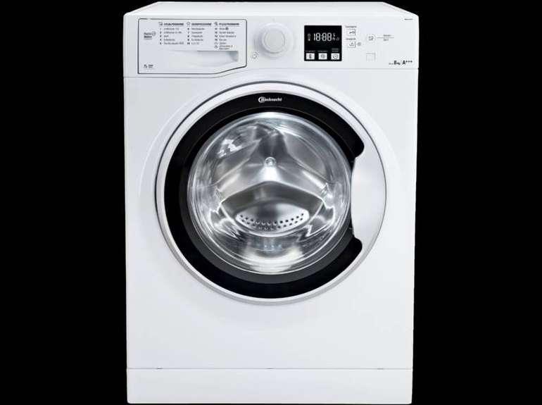 Bauknecht Active Care Waschmaschine PURE 8F16 (8kg, 1551 U/Min, A+++) für 399€