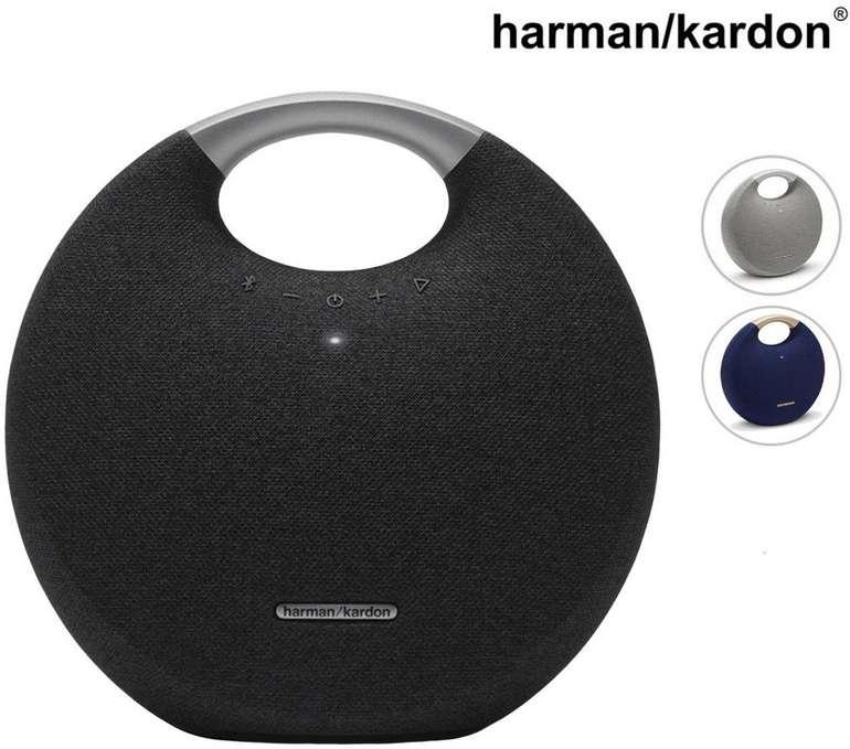 Harman/Kardon Onyx Studio 5: Tragbarer Lautsprecher mit Bluetooth für 110,49€