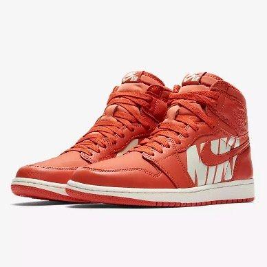 Nike Air Jordan 1 Retro High OG in Rot oder Oliv für je 71,98€ inkl. Versand