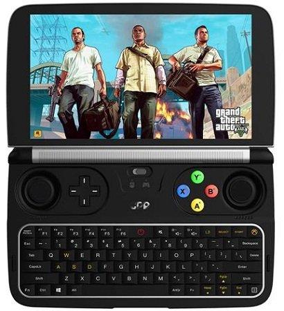 GPD Win 2  Mini Gaming Handheld mit 8GB RAM, 128GB Speicher & W10 für 573,99€