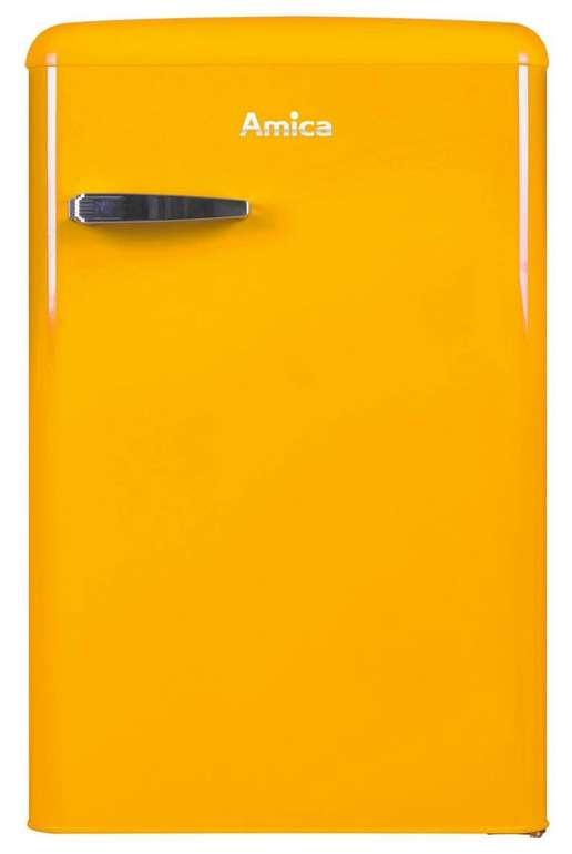 Amica Retro-Kühlschrank mit Gefrierfach KS 15610 für 188,95€ (statt 215€)