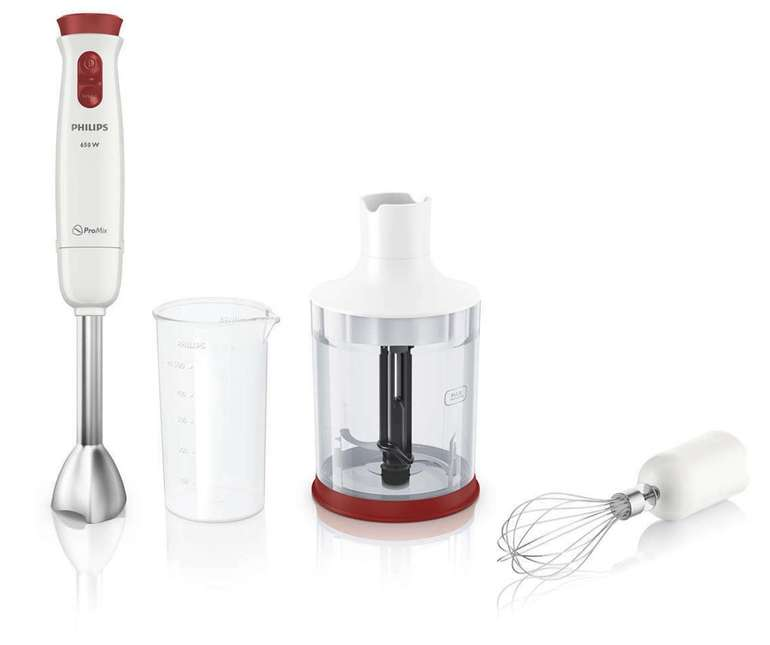 Philips Daily Collection HR1627/00 Stabmixer mit 650W für 26,99€ (statt 59€)