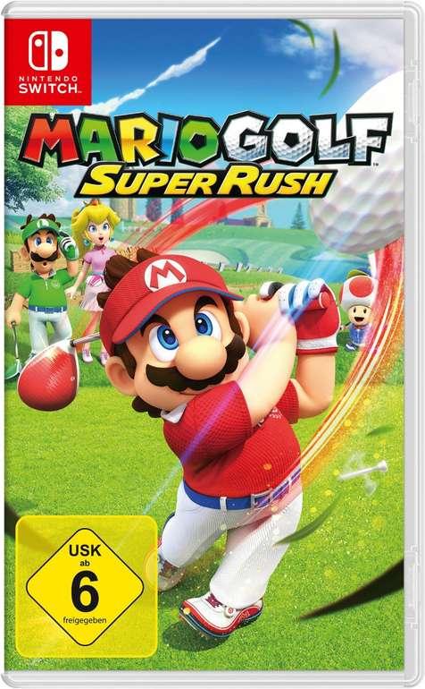 Nintendo Mario Golf: Super Rush (Switch) für 46,98€ inkl. Versand (statt 54€) - Newsletter!