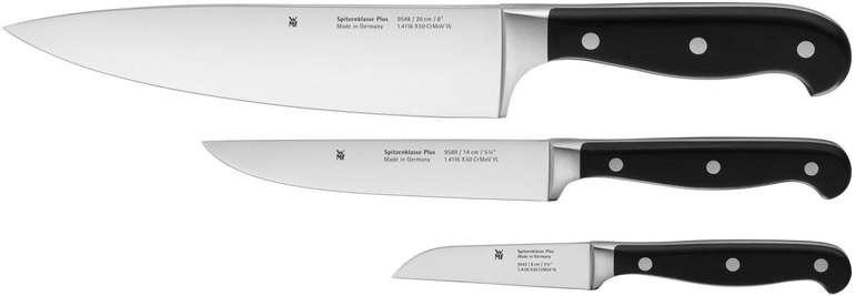 WMF 3-teiliges Messerset Spitzenklasse Plus für 63,99€ inkl. Versand (statt 80€)