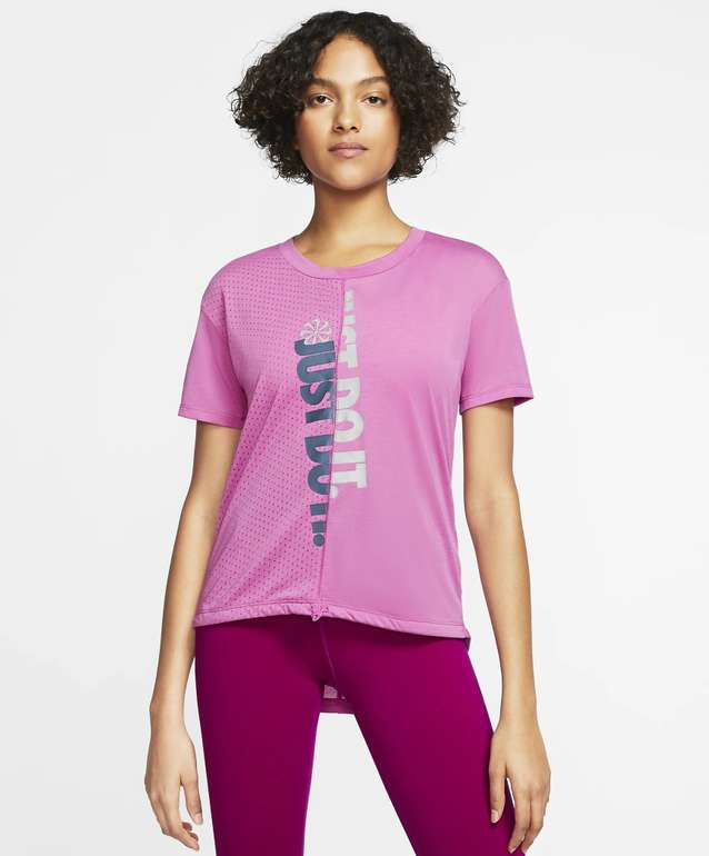 Nike Icon Clash Damen Laufshirt in 2 Farben für je 25,53€ inkl. Versand (statt 30€) - Nike Membership