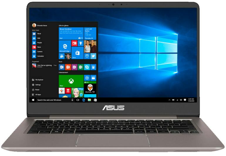 "ASUS UX3410UA-GV378 - 14"" Notebook (i7, 8GB RAM, 1TB, 256GB SSD) für 799€"