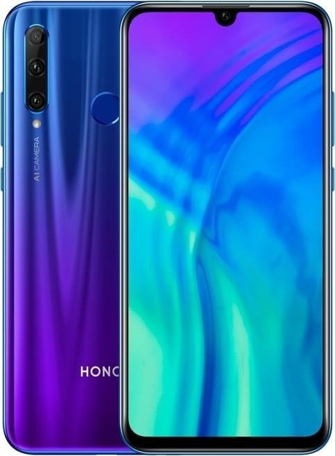 Media Markt & Saturn im Smartphone Fieber, z.B. Honor 20 Lite Phantom Blue für 159€ (statt 179,90€)