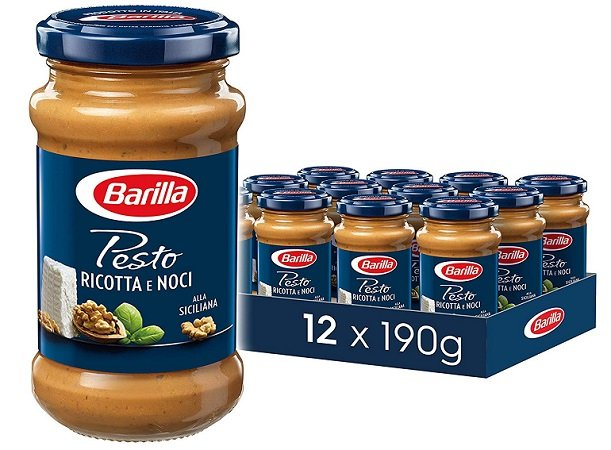 12er Pack Barilla Pesto 2