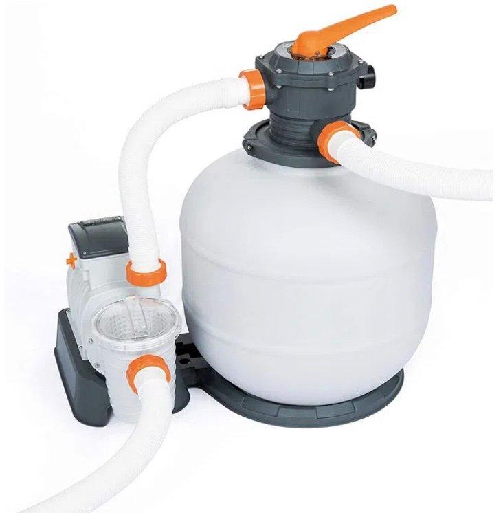 Bestway Flowclear Pool Sandfilteranlage (8.327 l/h) für 137,49€ inkl. Versand (statt 195€)