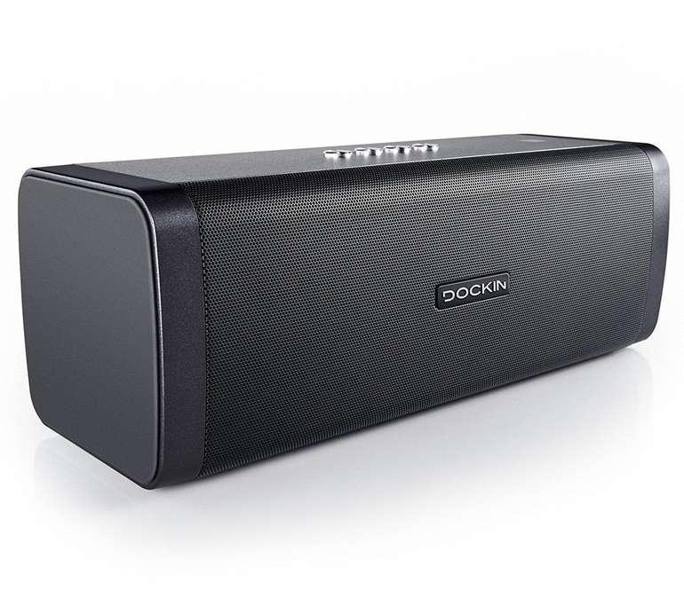 Dockin D Fine Hi-Fi Bluetooth Lautsprecher (staub- und wasserdicht) für 103,98€