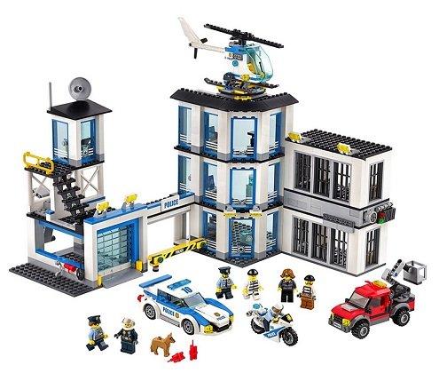 15% Rabatt auf Lego City & Duplo bei myToys - z.B. Polizeiwache für 67,54€