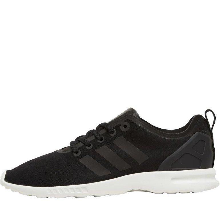 """Adidas ZX Flux ADV Smooth """"Core Black"""" Damen für 38,95€ (statt…"""