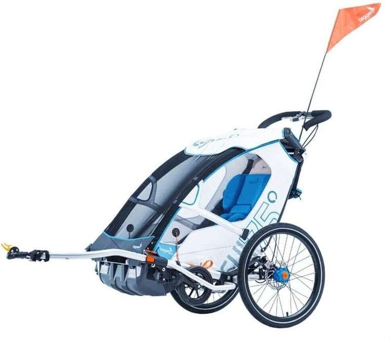 Leggero Enso Sail Family Fahrradanhänger für 588€ inkl. Versand (statt 959€)