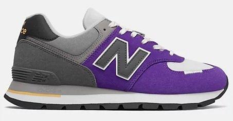 New Balance 574 Rugged Lifestyle Herren Sneaker für 56€ inkl. Versand (statt 70€)