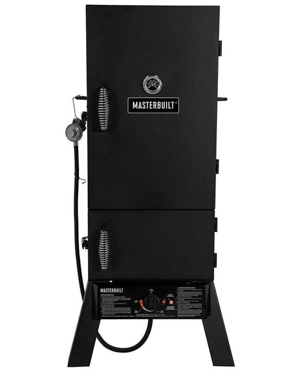 Masterbuilt MDS 230 Dual Smoker Gas Räucherofen für 170,10€ inkl. Versand (statt 189€)