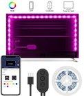 Minger - 2M USB RGB TV Hintergrundbeleuchtung mit App-Steuerung für 10€ (Prime)