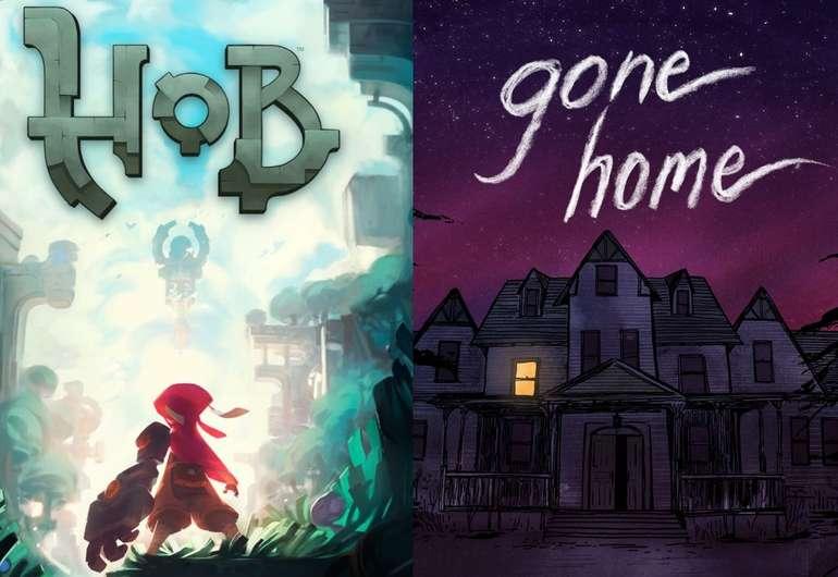 Epic Games Store: Hob & Gone Home kostenlos herunterladen