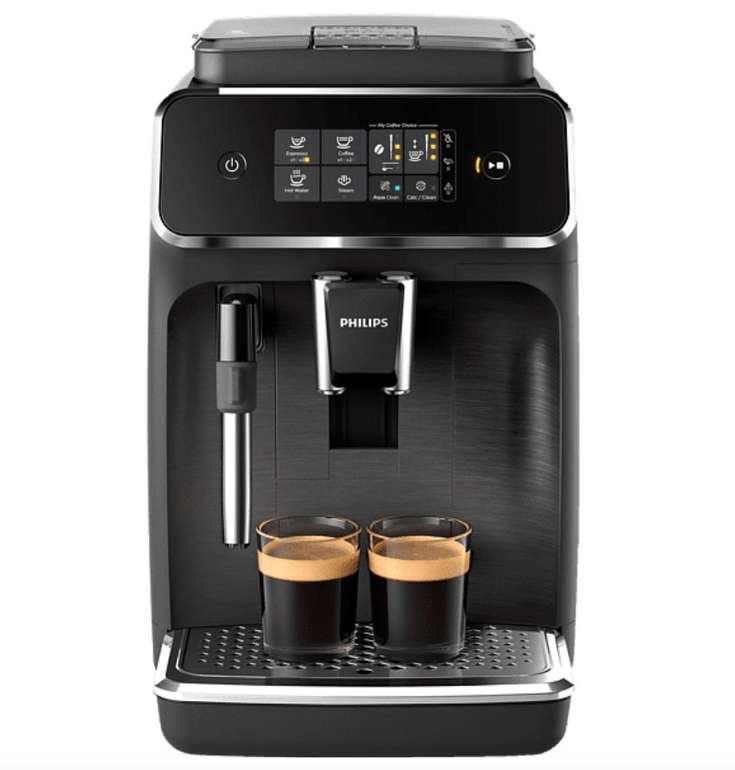 Philips EP2220/40 Kaffeevollautomat (1.8 Liter Wassertank, 15 bar) für 269€ (statt 320€) - NL-Gutschein!