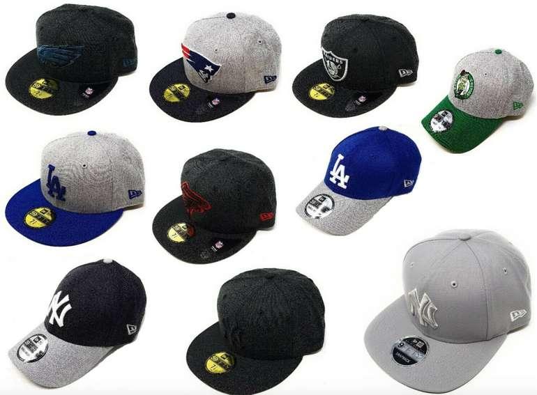 New Era Caps (neue Motive) für je nur 9,90€ inkl. Versand (statt 16€)