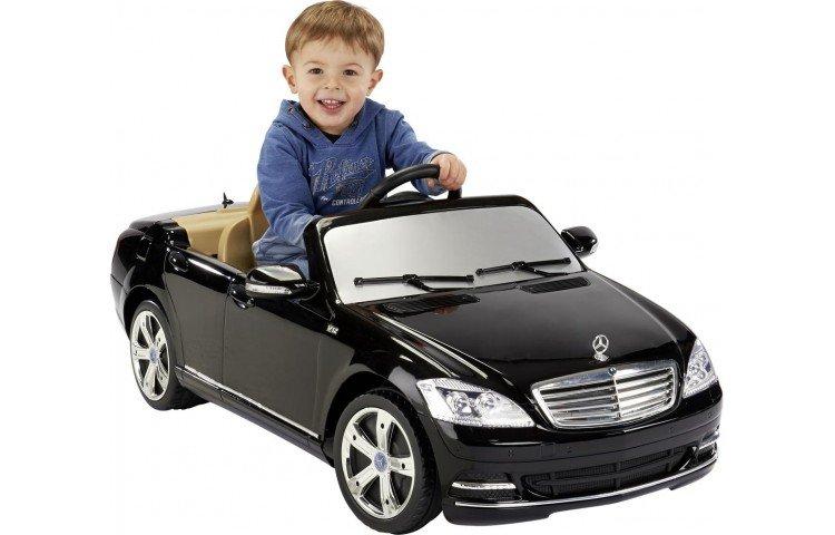 Spielzeug Elektroauto: Mercedes S-Klasse Cabrio für 204,99€ (statt 246€)