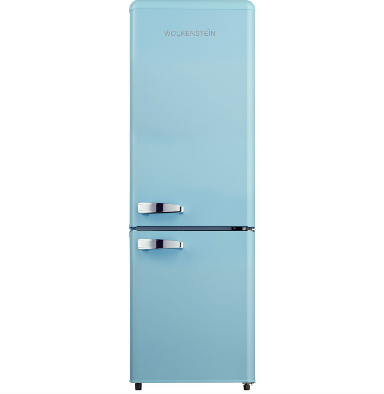 Wolkenstein KG250.4 RT A++ LB Retro-Kühl-Gefrierkombination ab 279€ (statt 353€)