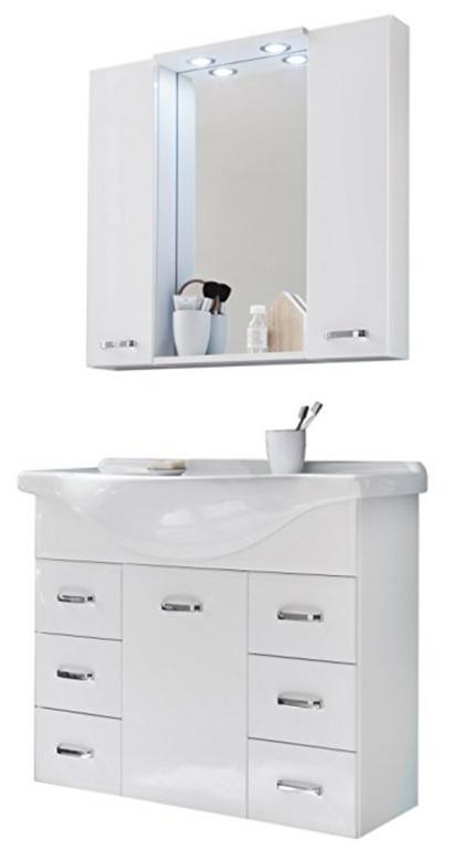 Trendteam Aqua Badezimmer-Set für 214,99€ inkl. Versand (statt 331,80€)