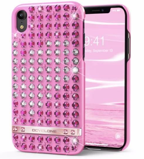Ocyclone iPhone XR Glitzer Handyhülle für Mädchen nur 5,94€ inkl. Prime
