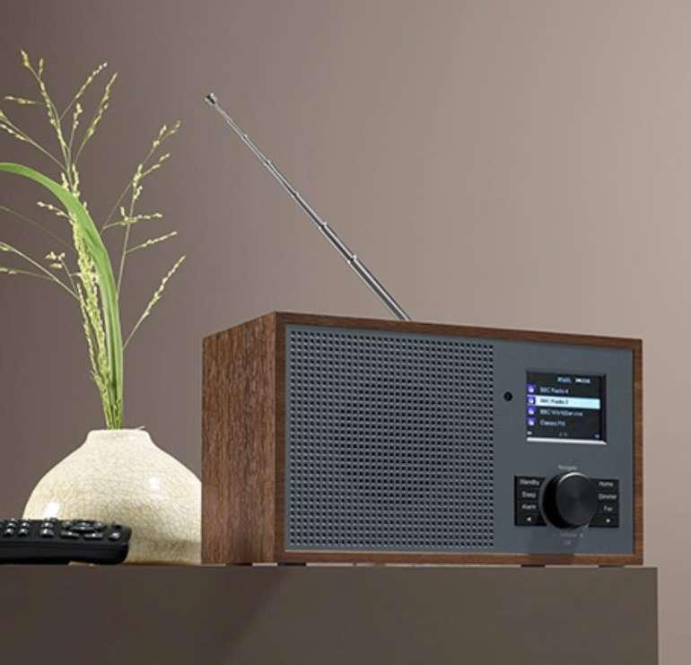 Tchibo: WLAN-Internetradio mit Farbdisplay für 49€ inkl. Versand (statt 70€)