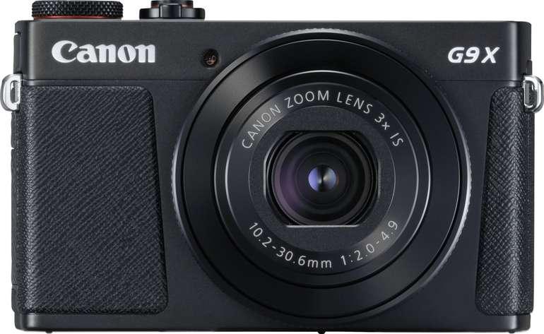 Canon Powershot G9 X Mark II Digitalkamera, 20.9 Megapixel für 265,89€ - Paydirekt!