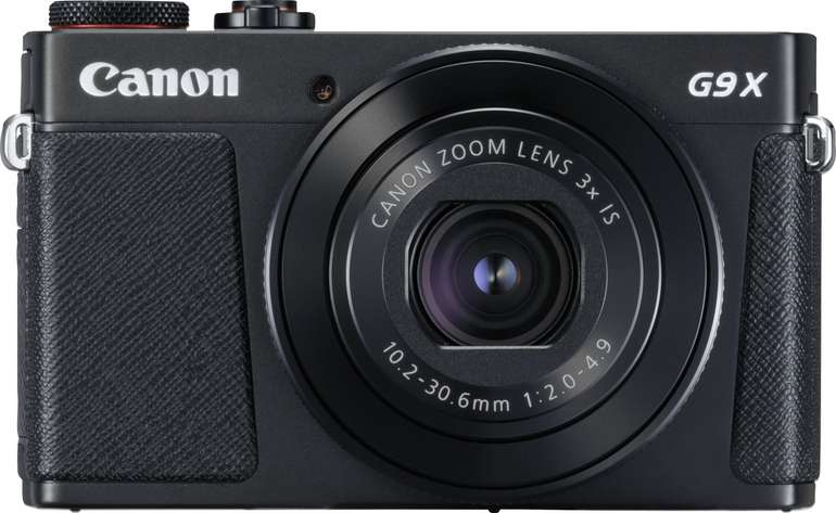 Canon Powershot G9 X Mark II Digitalkamera, 20.9 Megapixel für 299€ (statt 345€)