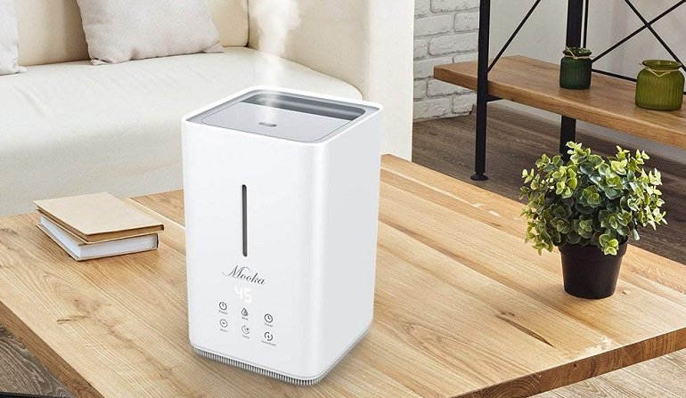 Mooka 4 Liter Ultraschall Luftbefeuchter