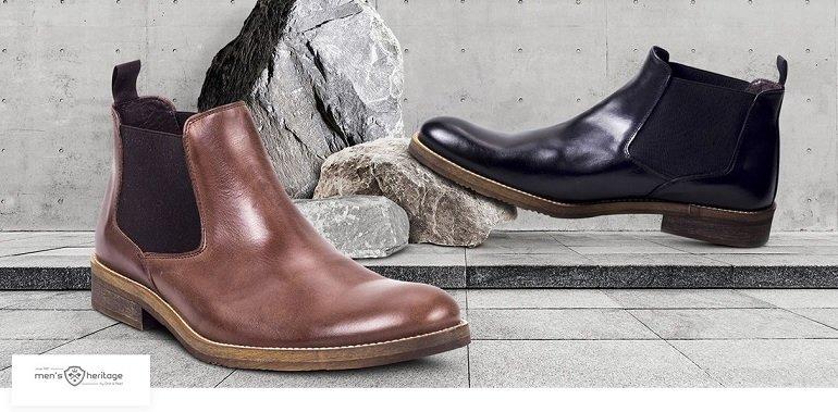 Men's Heritage Ortiz & Reed Herren Schuhe im Sale