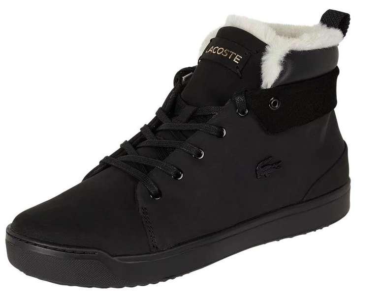 Lacoste Explorateur Thermo High Top Sneaker aus Leder für 118,99€ inkl. Versand (statt 145€)