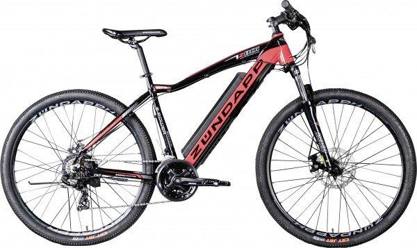 """Zündapp E-Mountainbike """"Z801"""" (27,5 Zoll, 21-Gang) für 899€ inkl. Versand (statt 1.200€)"""