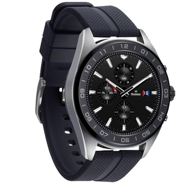 LG Watch W7 Smartwatch (Edelstahl, silber) zu 236,89€ inkl. Versand (statt 390€)