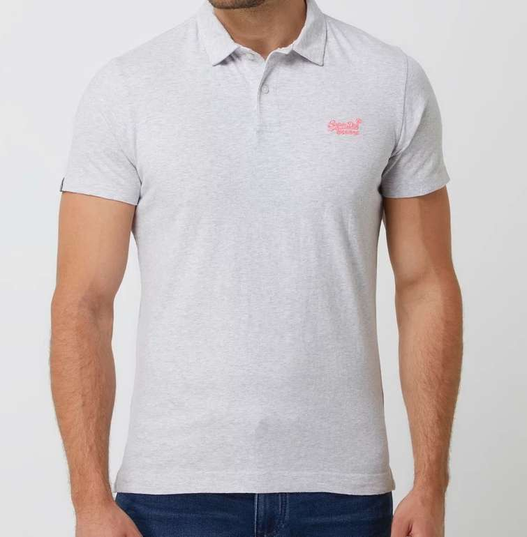 Superdry La Beach Jersey Poloshirt (versch. Farben) für je 33,99€ inkl. Versand (statt 42€)