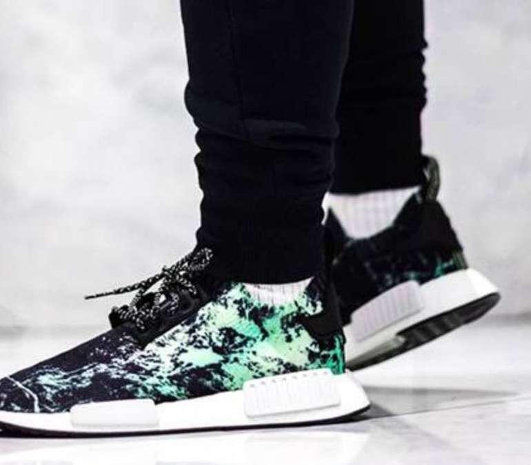 Adidas Originals NMD_R1 Primeknit Sneaker Boost für 57,57€ (statt 66€)