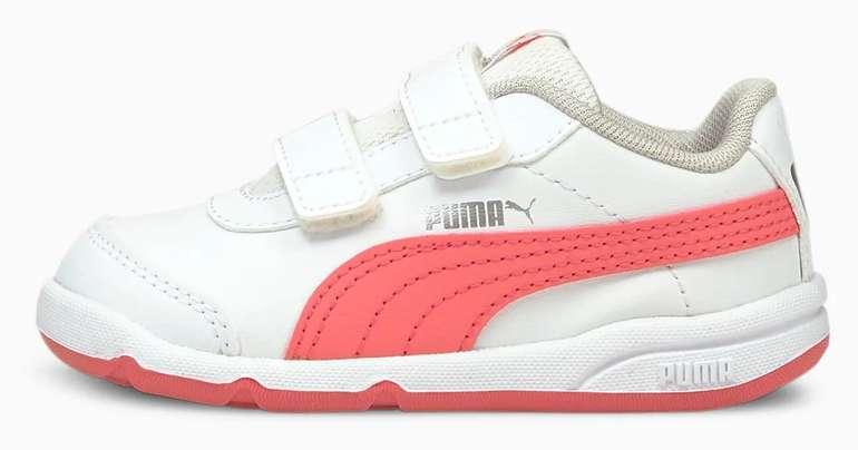Puma Stepfleex 2 SL Kinder Sneaker (Größe 22 oder 26) für 13,96€ inkl. Versand (statt 21€)