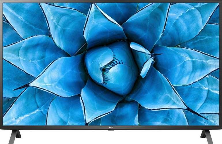 """LG 50UN73006LA - 50"""" LED-TV (4K Ultra HD, Smart-TV, 60 Hz - HDR10 Pro) für 372,94€ inkl. Versand (statt 430€)"""