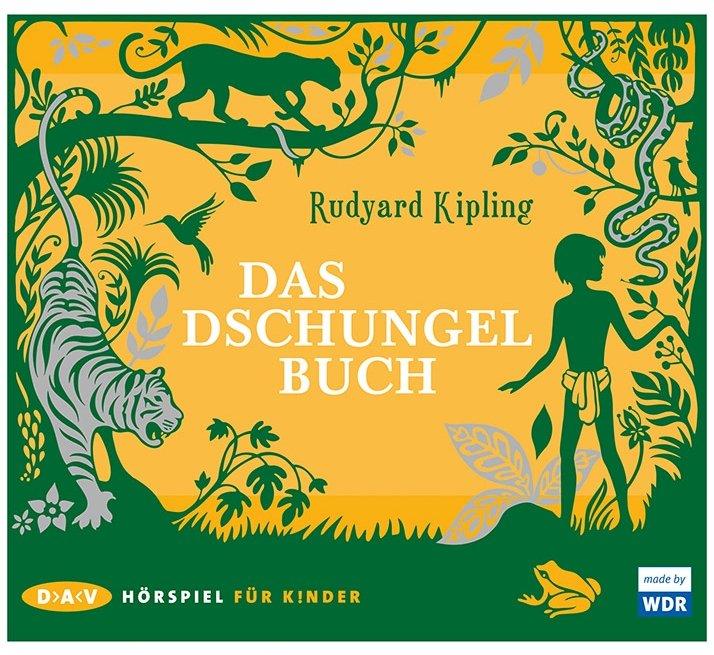 """WDR Mediathek: Hörspiel """"Das Dschungelbuch"""" kostenlos"""