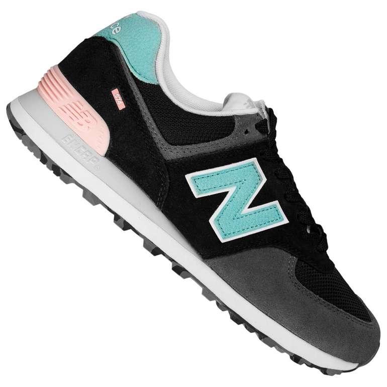 New Balance ML574 Damen Wildleder Sneaker für 43,94€ (statt 54€)