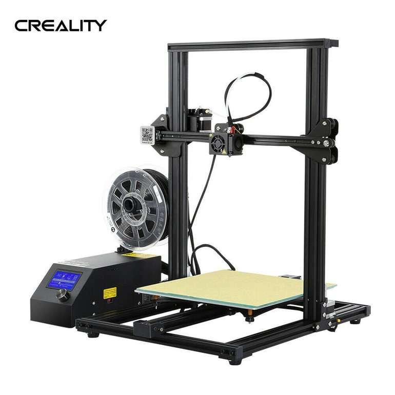 Creality 3D CR-10S DIY 3D Drucker für 285,99€ inkl. VSK