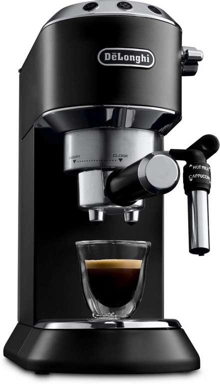 De'Longhi Dedica Style EC 685 Espressomaschine für 115,20€ inkl. Versand (statt 147€) - Newsletter!