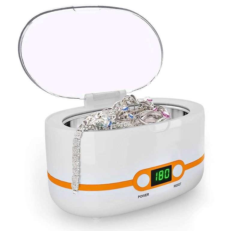Niyeye Ultraschallreiniger (600ml, 50W) mit 5 Zeiteinstellungen für 18,99€ inkl. Versand (statt 29€)