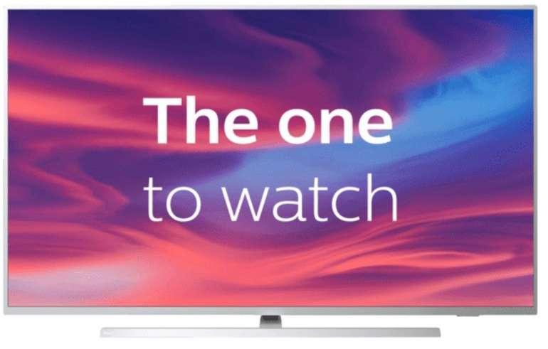 "Philips 43 PUS 7354/12 - 43"" UHD 4K LED-Smart-TV mit Ambilight und Android™ 9.0 (P) für 549€"