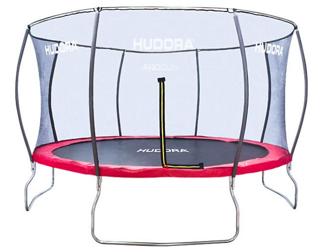 Hudora Fantastic Trampolin 400V für 218,94€ inkl. Versand (statt 369€)