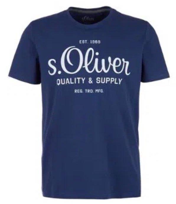 T-Shirts Sale bei Tara-M mit 10% Extra Rabatt - z.B. 5er Pack s.Oliver Herren T-Shirts für 36€ (statt 50€)